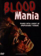 Blood Mania (1970) DVD Peter Carpenter, Maria De Aragon, Vicki Peters