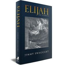 New ListingNew! Elijah by Jimmy Swaggart, Bible Study Hardcover