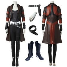 Guardians of the Galaxy Vol. 2 Gamora Cosplay Costume Handmade