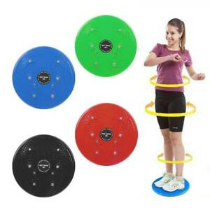 Exercise Fitness Reflexology Magnets Twist Waist Torsion Disc Board Aerobic UK