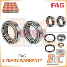 FAG FRONT WHEEL BEARING KIT PEUGEOT FIAT CITROEN OEM 713650310 3350.29