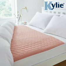 "Kylie-4,Reusable Bed Pad, 139 x 91 cms, 54½"" x 35½"" , Pink"