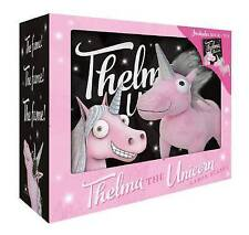 Thelma the Unicorn Boxed Set Mini Hb + Plush by Aaron Blabey (Hardback, 2016)