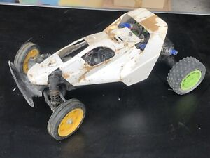 RC Vintage électrique Buggy 1/10 Tamiya Kyosho Traxaas Robbe Team Associated