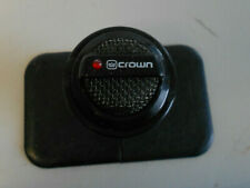 Vintage Crown Mb1 Mini Supercardioid Boundary Microphone