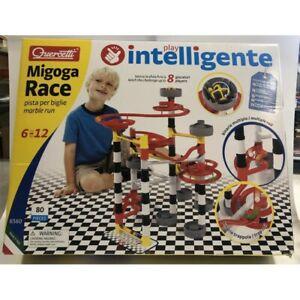 CIRCUIT DE BILLES MIGOGA RACE de chez QUERCETTI BOITE ABIMEE