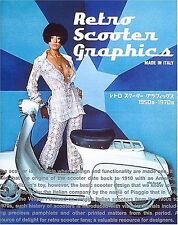 Retro Scooter Graphics 1950s-1970s Catalog Book