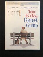 Forrest Gump (DVD,Special Collector's Edition) Tom Hanks, Robert Zemeckis
