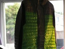 New women's jacket by Colmar size 10 color green/grey/black