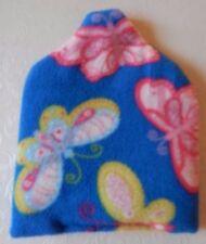 Lavender Butterfly Wheat Bag Hot Water Bottle Alternative Arthritis Raynauds