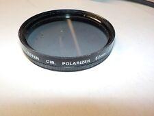 Tiffen Japan 52mm Circular Polarizer Filter good condition polar