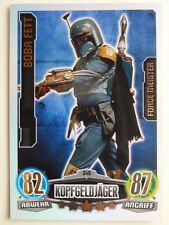 Force Attax Star Wars Serie 1 (2012), Boba Fett (240), Force Meister