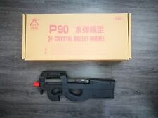 Bing Feng P90 Water Crystal Gel Ball Blaster Gun Toys Nylon FREE Battery 11.1V