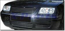 Kühlergrill VW Bora 1J Front Grill Frontgrill Sportgrill ohne Emblem schwarz