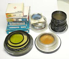 Lens Filters Gelbglas 77mm Canon Olympus Minolta Topcon 48mm 49mm 52mm 55mm 67mm