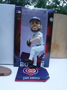 Jake Arrieta Chicago Cubs Bobble Head  MLB New