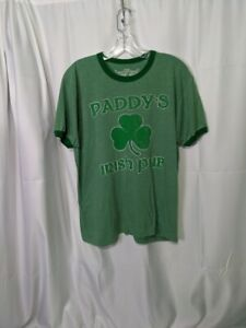 Paddy's Irish Pub MEDIUM Ringer It's Always Sunny in Philadelphia IASIP Savvy