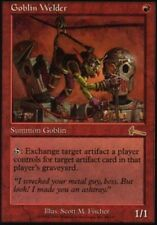 Goblin Welder Magic mtg Light Play, English Urza's Legacy x1
