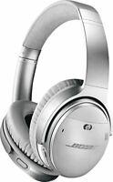 BoseQuietComfort 35 II Wireless Noise-Canceling Silver Headphones BRAND NEW