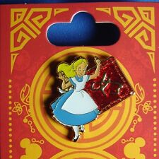 Alice Hong Kong Chinese New Year Completer Disney Pin LE 300 OC