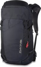 Dakine Poacher RAS 42L Snowboard Ski Backpack Black Removable Airbag System Pack