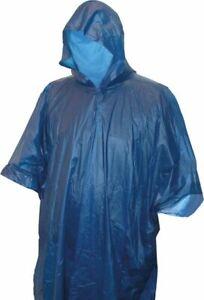 Lot de 2 poncho habit de pluie avec capuchon auto voiture camping car velo