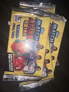 Match Attax Extra 14/15 -very Rare 98 Sealed Packets 10 Cards Per Packet