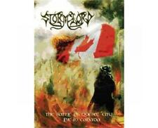 Stormlord The Battle of Quebec City DVD (BLACK GODS)
