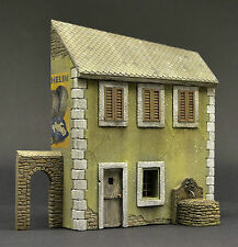 DIO72 72005 Normandy house1:72 scale resin military diorama model kit building