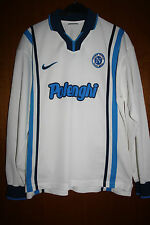 Maglia Shirt Maillot Trikot Camiseta Maglietta Napoli Polenghi 97 98 Away Nike