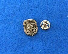 St Michael Badge  Lapel Pin- w/card FREE SHIP