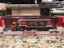 Coke 1966 Dodge L 600 M2 Machines Auto Haulers And 1966  dodge charger Hemi