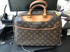 Louis Vuitton Deauville Bag Classic LV Monogram