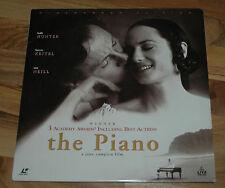 LIVE LASERDISC LD69974WS/THE PIANO/ (2 Discs)