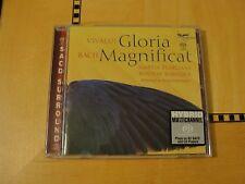 Vivaldi - Gloria / Bach - Magnificat - Pearlman - Super Audio CD SACD Telarc