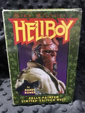 Mike Mignola's Hellboy - 1997 Bowen Designs Mini Bust Statue 2570/3000