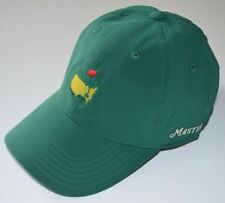 2019 MASTERS (GREEN) PERFORMANCE SLOUCH  Golf HAT from AUGUSTA NATIONAL