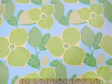 Amy Butler Midwest Modern Optic Blossom Ice Fabric