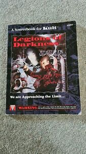 KULT Sourcebook Legions Of Darkness Role Playing Game