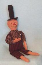 Antique Primitive Folk Art Rag Doll