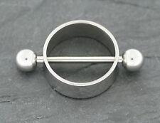 Piercing Nipple Shield BALL 12MM Intim Brustpiercing
