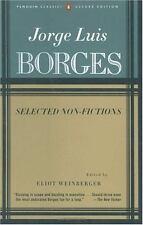 Borges: Selected Non-Fictions: By Jorge Luis Borges