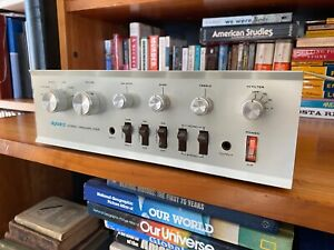 Vintage Dynaco PAT-4 Preamplifier with Phono, Tape, Tuner Inputs - Clean In/Out!