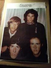 The Doors Uk Poster 1980.
