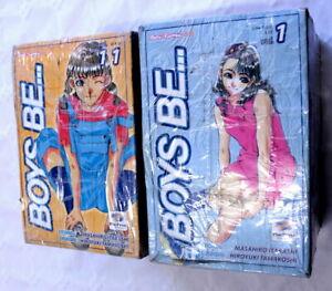 BOYS BE ... n. 1-20 SERIE COMPLETA Play Press 2001 Itabashi & Tamakoshi Manga