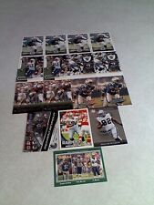 *****Richard Seymour*****  Lot of 16 cards.....9 DIFFERENT  / Football