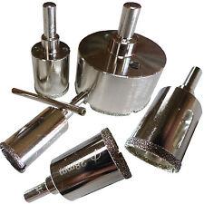 Fliesenbohrer Glasbohrer Diamantbohrer Kernbohrer Bohrkrone Ø3mm - 120mm wählbar