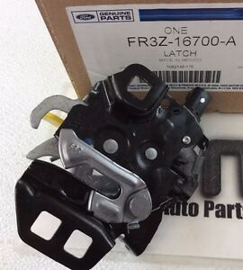 2015 - 2017 Ford Mustang 2018 - 2019 Shelby Hood Lock Latch ajar switch new OEM