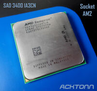AMD Sempron SAD3400IAA3CN CPU Socket AM2 CPU Processor ACKTONN