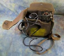 WWII US Army Military Field Phone Date Jan 1945